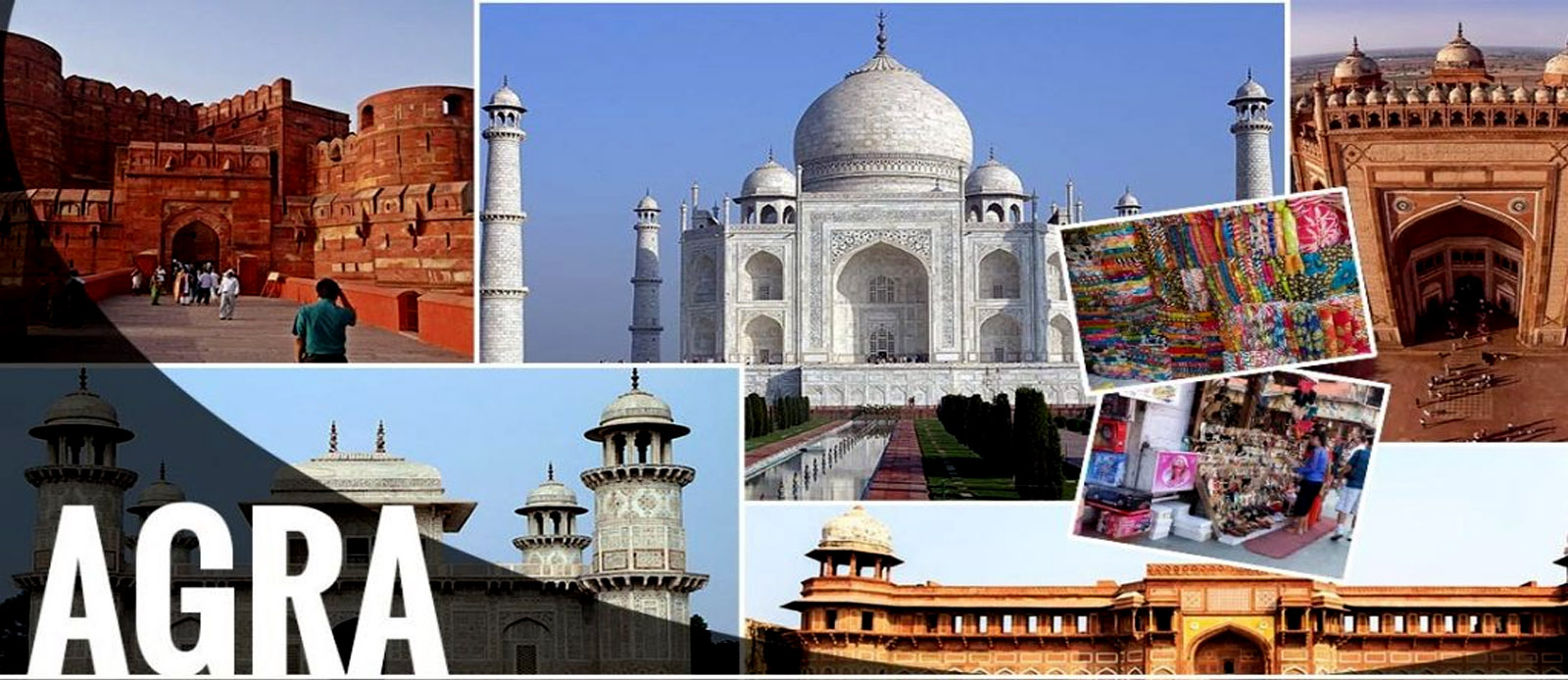 Agra Day Tour Packages